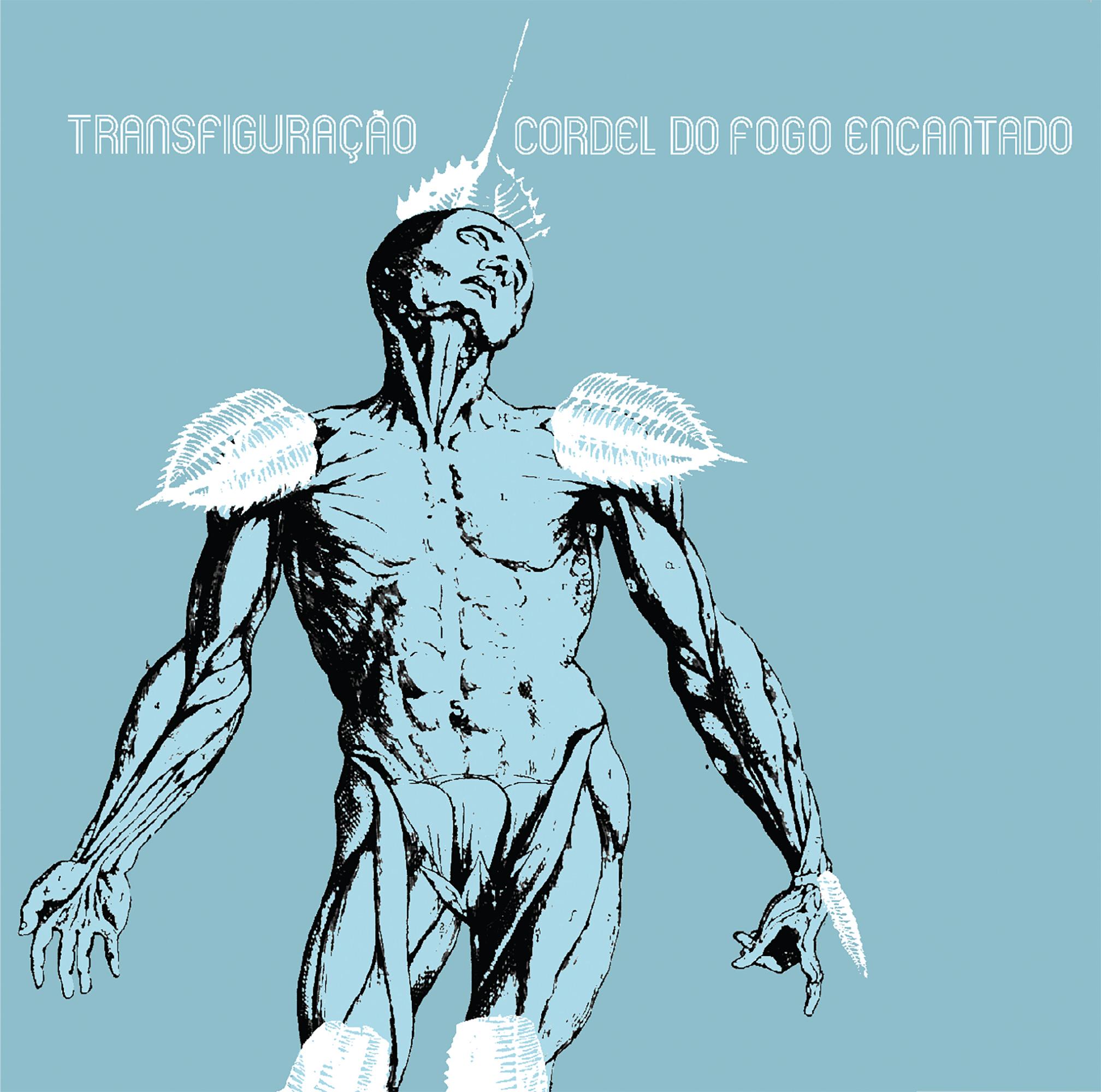 Capa do álbum Transfiguração