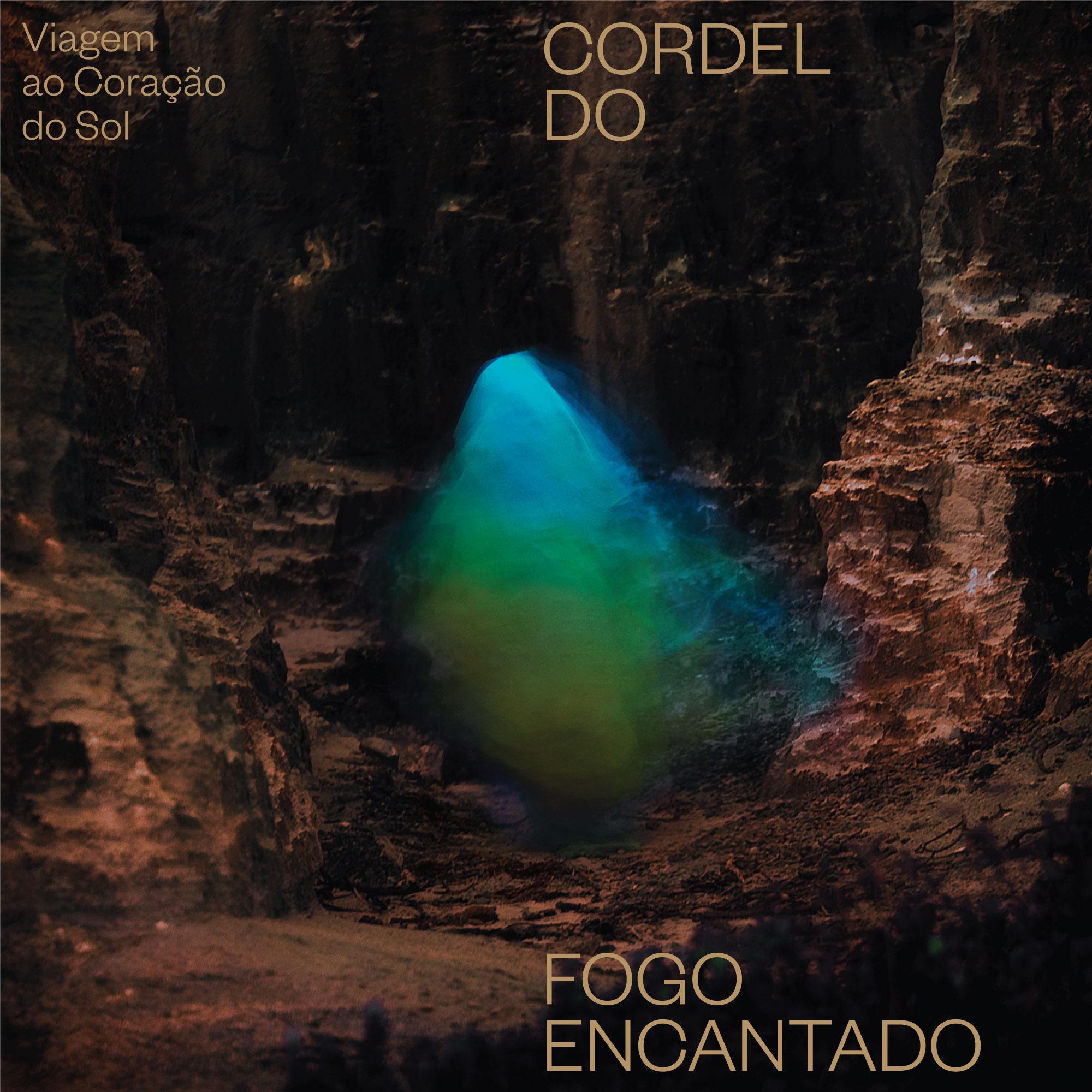 Capa do álbum Viagem ao Coração do Sol